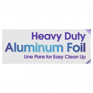 Great Value 120 sq ft Heavy Duty Aluminum Foil