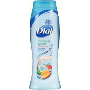 Dial Body Wash, Coconut Water & Mango, 21 Ounce