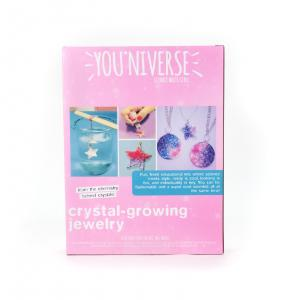 YOU*niverse Crystal-Growing Jewelry Kit by Horizon Group USA