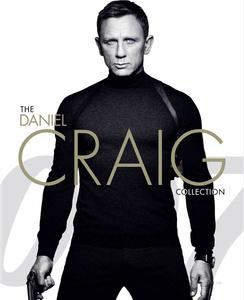 007: The Daniel Craig 4-Film Collection (DVD)