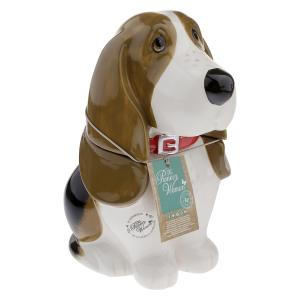 Pioneer Woman 11 inch Basset Hound Cookie Jar