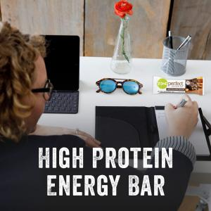 ZonePerfect Nutrition Bar Dark Chocolate Almond High Protein Energy Bars 1.58 oz Bars (Pack of 5)