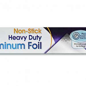 Great Value Non-Stick Heavy Duty Aluminum Foil, 35 sq ft