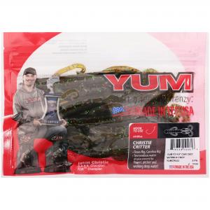 YUM 4.5″ Christie Critter Bait 8 Ct Pack