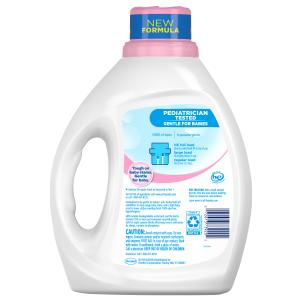 all Baby Liquid Laundry Detergent, Gentle for Baby, 88 Ounce, 58 Loads