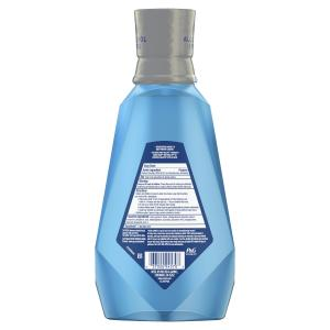 Crest Pro-Health Advanced Mouthwash, Alcohol Free, Multi-Protection, Fresh Mint, 1 L (33.8 fl oz)
