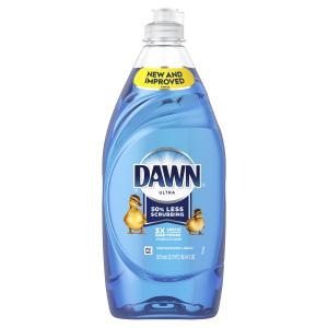 Dawn Ultra Dishwashing Liquid Dish Soap, Original Scent, 19.4 fl oz