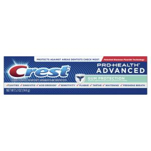 Crest Pro-Health Advanced Gum Protection Toothpaste, 5.1 oz, Pack of 2