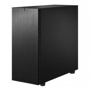 Fractal Design FD-C-DEF7X-03 Define 7 XL Dark Tempered Glass Computer Case – Black