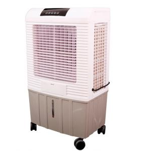 Hessaire MC26A 2,100 CFM 3- Speed Portable Evaporative Cooler with LCD Touch Panel – 700 Sq. Ft. – 7.3 Gallons