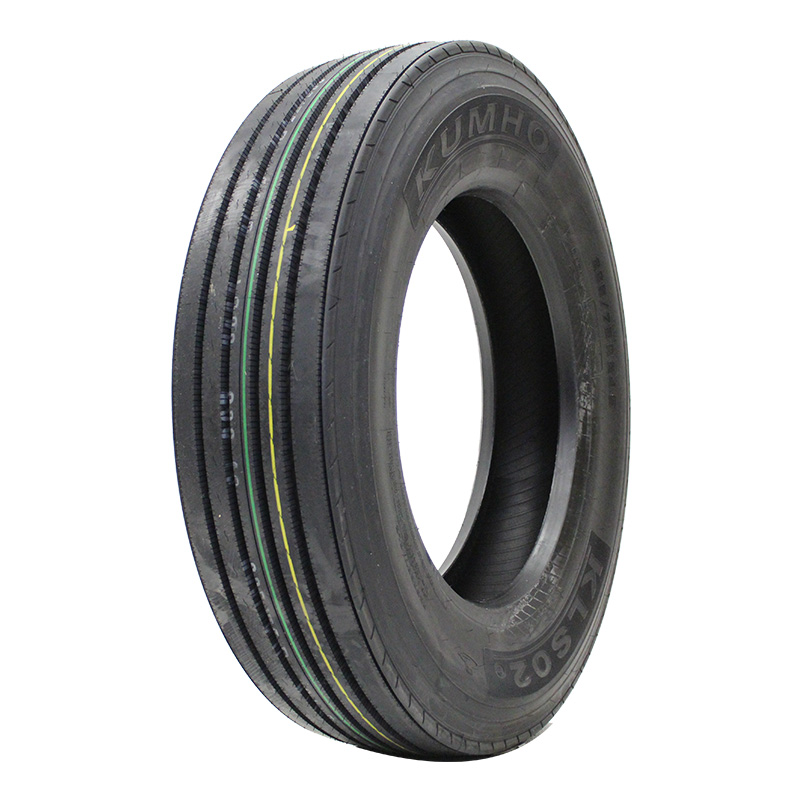 Kumho KLS02e 295/75R22.5 146 Steer Commercial Tire