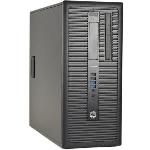 Refurbished HP 600 G1-T Desktop PC with Intel Core i7-4790 Processor, 8GB Memory, 2TB Hard Drive and Windows 10 Pro (Monitor Not Included)