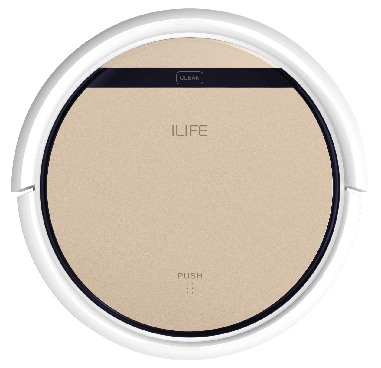 ILIFE V5s Pro Robot Vacuum and Mop 2 in 1 Cleaner with Water Tank, Self Charging Robotic Vacuum