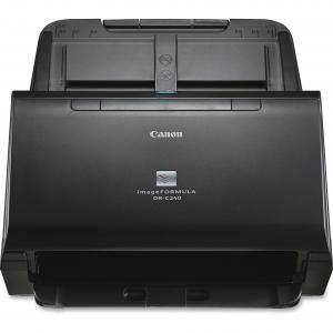 Canon, CNMDRC240, DR-C240 Office Document Scanner, 1 Each