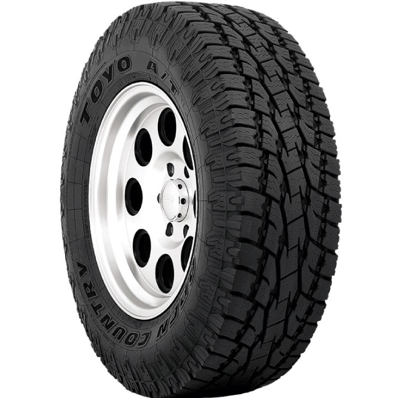 Toyo Open Country A/T II 285/75R17 121 S Tire