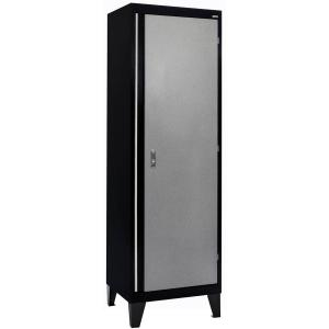 24″W x 18″D x 79″H Modular Storage System Single Door Cabinet