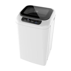 Black + Decker 0.9 cu ft Compact Washer, White
