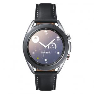 SAMSUNG Galaxy Watch 3 41mm Mystic Silver LTE – SM-R855UZSAXAR