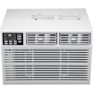 Whirlpool Energy Star 18,000 BTU 230V Window-Mounted Air Conditioner with Heat