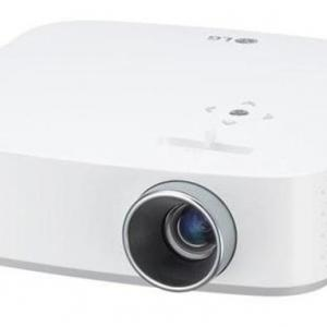 LG Full HD LED Smart Home Theater CineBeam Projector with Built-In Battery – PF50KA