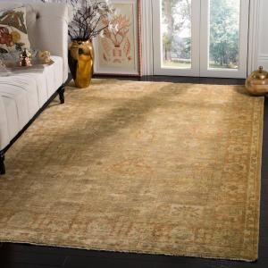 Safavieh Oushak Lowell Floral Bordered Area Rug