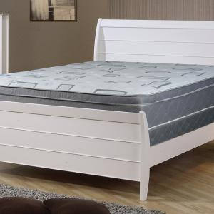 Continental Sleep 10″ Euro Top Innerspring Mattress