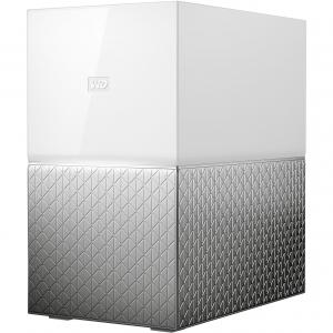 WD 16TB My Cloud Home Duo Personal Cloud Storage – WDBMUT0160JWT-NESN