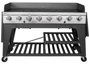 Royal Gourmet GB8001 8-Burner BBQ Gas Propane Grill Outdoor Large Party