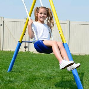 Sportspower Fun Outdoor My First Metal Swing Set