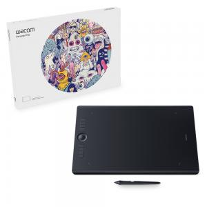 Wacom Intuos Pro Digital Graphic Drawing Tablet for Mac or PC, Large, (PTH860)