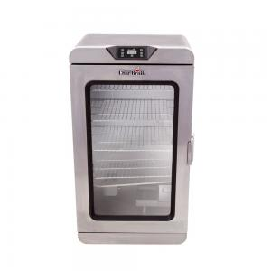 Char-Broil 1000 sq in Deluxe Digital Electric Smoker- Stainless Steel