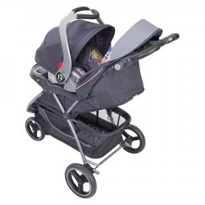 Baby Trend Skyview Plus Travel System, Bluebell