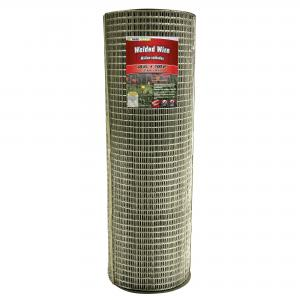 YARDGARD 48 inch by 100 foot 14 gauge 1 inch by 1 inch galvanized welded wire