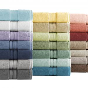 Better Homes & Gardens Thick and Plush Solid Cotton Bath Towel, Arctic White