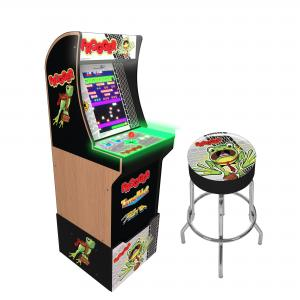 Frogger Special Edition Machine with Stool, Arcade1Up