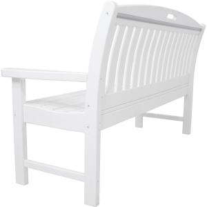 Hanover Outdoor Furniture Avalon All-Weather 60 in. Porch Bench