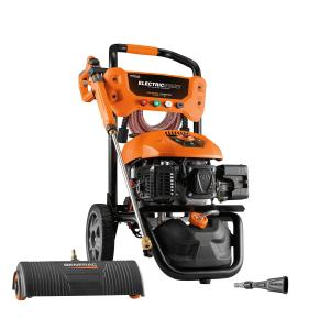 Generac 3100 PSI 2.5 GPM Electric Start Residential Pressure Washer Kit
