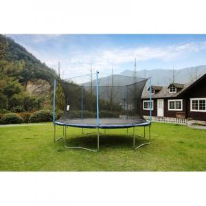 AirBound 14′ Trampoline with Safety Enclosure