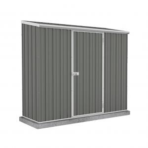 Absco Space Saver 7′ x 3′ Metal Shed