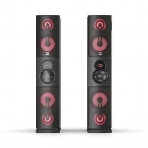 Altec Lansing Power Duo Bluetooth Tower Speaker Set