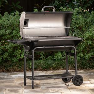 Char-Griller 2735 Pro Deluxe XL Charcoal Grill