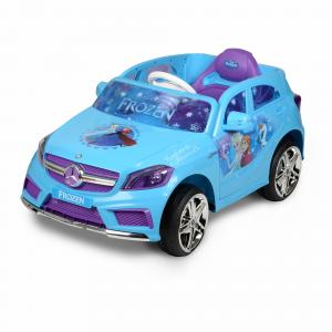 Disney Frozen Mercedes 6-Volt Battery Powered Ride-On- Perfect For Your Little Elsa or Anna