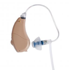 Alpha 3 Hearing Aid | Smartphone Enabled Premium Hearing Device | Patented Noise Blocking System | Right or Left