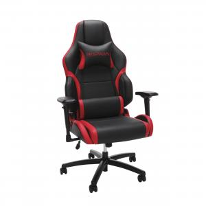 RESPAWN 400 Big and Tall Racing Style Gaming Chair, in Red (RSP-400-RED)