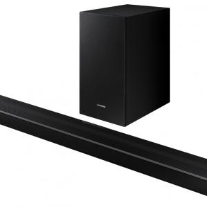SAMSUNG 5.1ch Soundbar with 3D Surround Sound and Acoustic Beam – HW-Q6CT (2020)