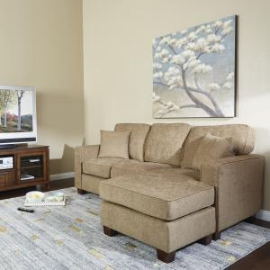 Ave Six Russell Sectional, Multiple Colors