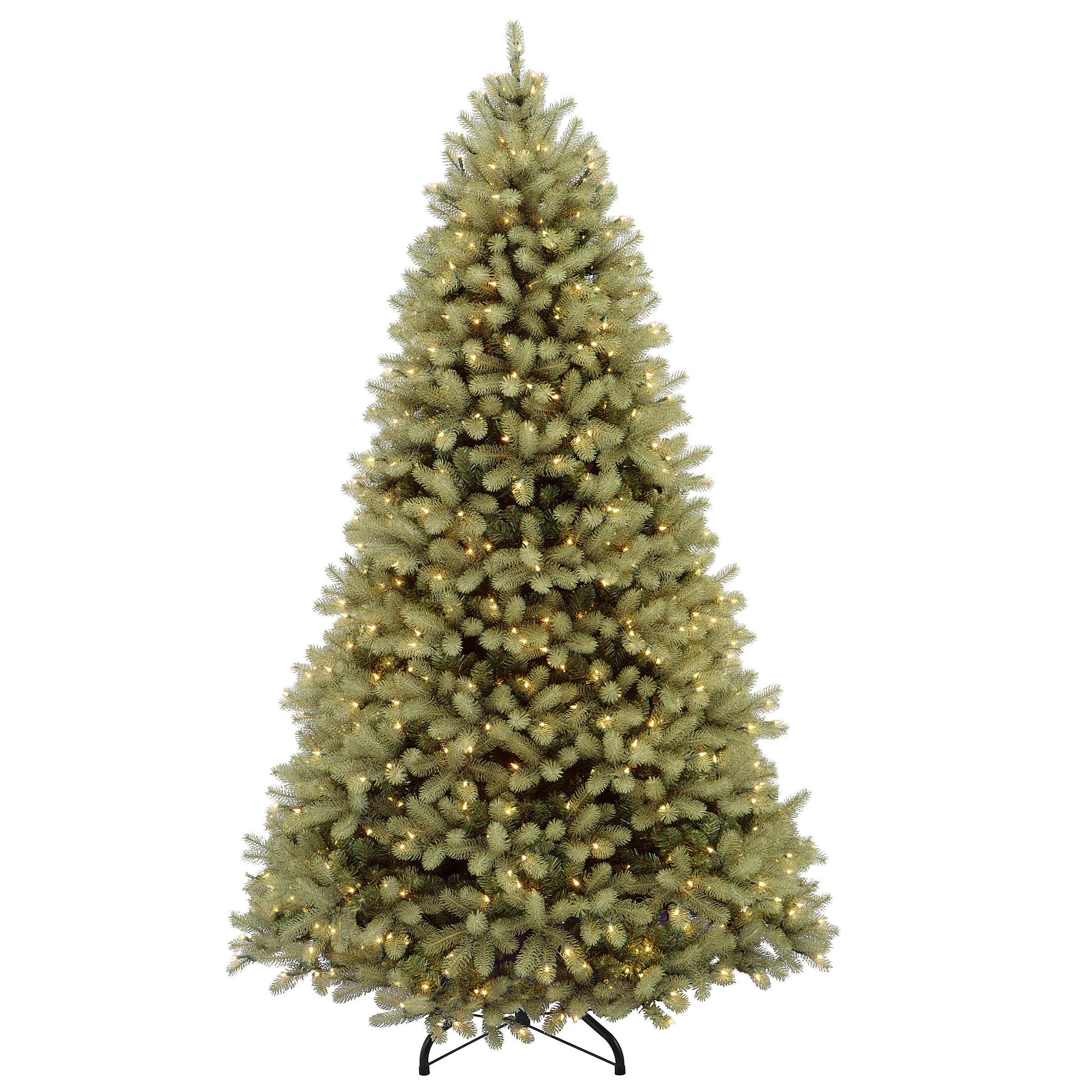 7.5 ft. Downswept Douglas® Fir Tree with Dual Color® LED Lights