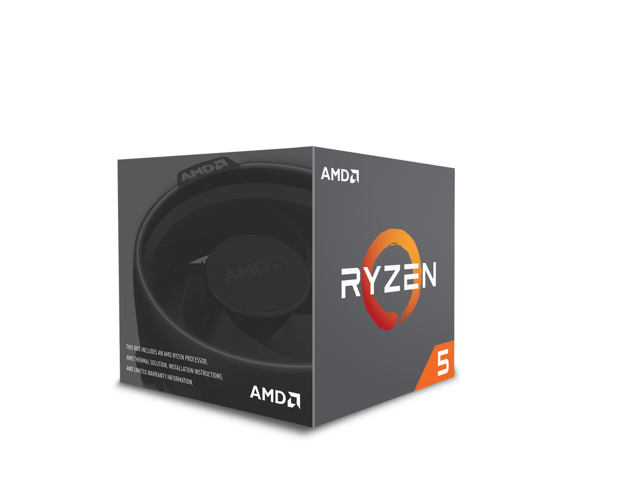 AMD Ryzen 5 2600 6-Core 3.9 GHz AM4 Processor
