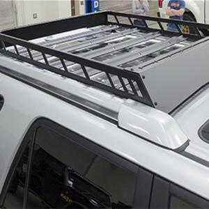 Nfab Modular Roof Rack with Multi-Mount System for LED Lights