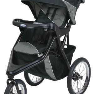Graco Trax Jogger Click Connect Jogging Stroller, NYC